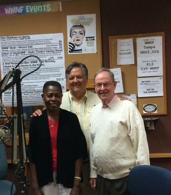 Civil Rights Movement Veterans: Gloria Newton, John Logsdon and Dr. John Hartman