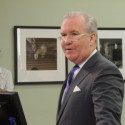 Tampa Mayor Bob Buckhorn proposes $876 million budget - $45 million more than last year - Credit: Janelle Irwin