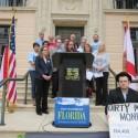 Daren Rice speaks out against big money polluting Florida waterways and politics - Credit: Samuel Johnson