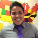 Christina Rivera, Campaign Outreach Manager for Young Invincibles  - Credit: Young Invincibles