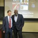 H Roy Kaplan and Eric Deggans - Credit: Samuel Johnson