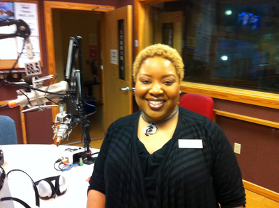 Lenice Emanuel of the YWCA Tampa Bay, one of the charities participating in Give Day Tampa Bay - Credit: Rob Lorei