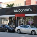 A McDonald's in downtown Miami  - Credit: Phillip Pessar/Flickr