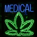 sign for a medical marijuana dispensary in California. Photo by Chuck Coker/flickr