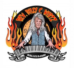 rev billy logo