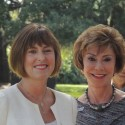 U.S. Rep. Kathy Castor (D-Tampa) with USF President Judy Genshaft. Seán Kinane/WMNF News .