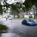 A flooded street in St.Petersburg during Hurricane Debby in 2012. photo by WalterPro4755/flickr