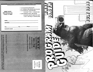 July 1986 Program Guide