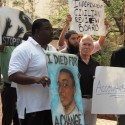 Andrew Joseph with Tampa For Justice