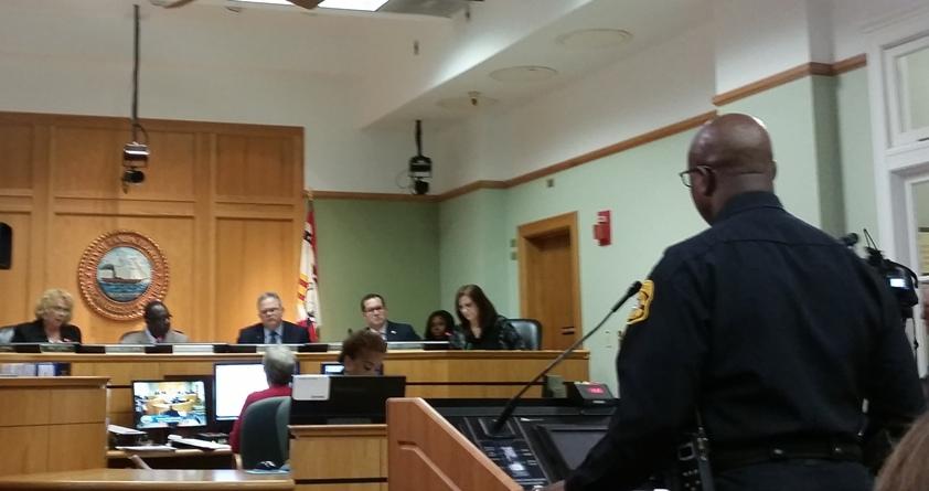 Eric Ward & Tampa City Council.