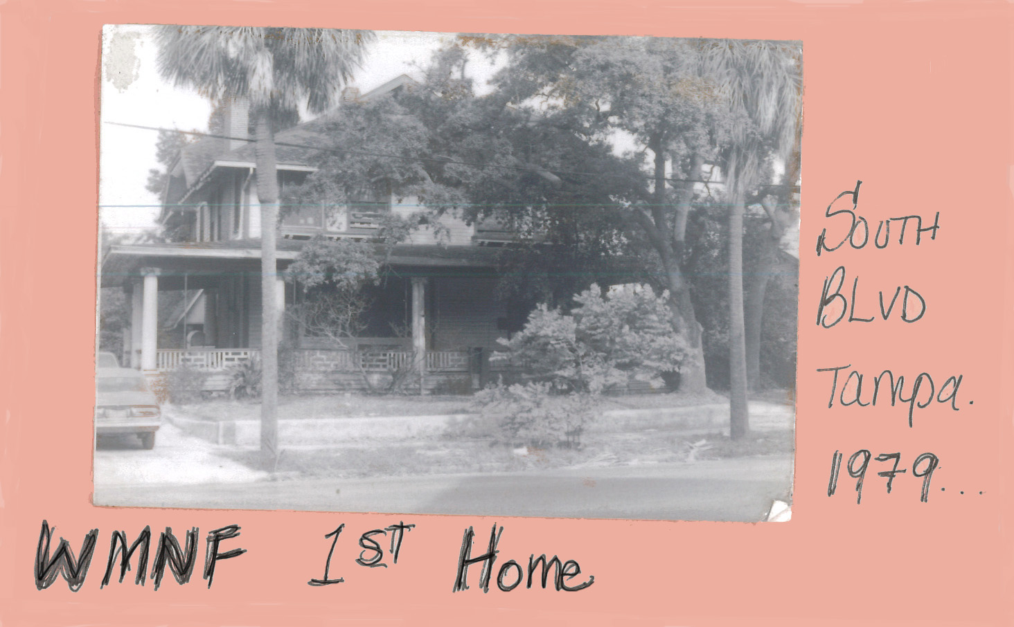 WMNF first home