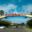 Walt Disney World entrance in 2010. photo By Jrobertiko (Denis Adriana Macias) [CC BY-SA 3.0 (http://creativecommons.org/licenses/by-sa/3.0) or GFDL (http://www.gnu.org/copyleft/fdl.html)], via Wikimedia Commons