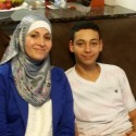 Suha and Tariq Khdeir