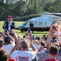 Donald Trump in Sarasota. Photo by Samuel Johnson