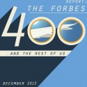 Billionaire Bonanza Report: The Forbes 400 and the rest of us. Photo by Institute of Policy Studies