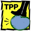 """Stop TPP - Total Peasant Pacification"" by DonkeyHotey used with CC 2.0 license"