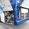 PSTA electric bus demo