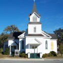 United Methodist Church in Jaspar, Florida. Photo By Ebyabe - Own work, CC BY 2.5