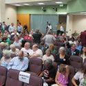 The Hillsborough Metropolitan Planning Organization public meeting Photo by Samuel Johnson