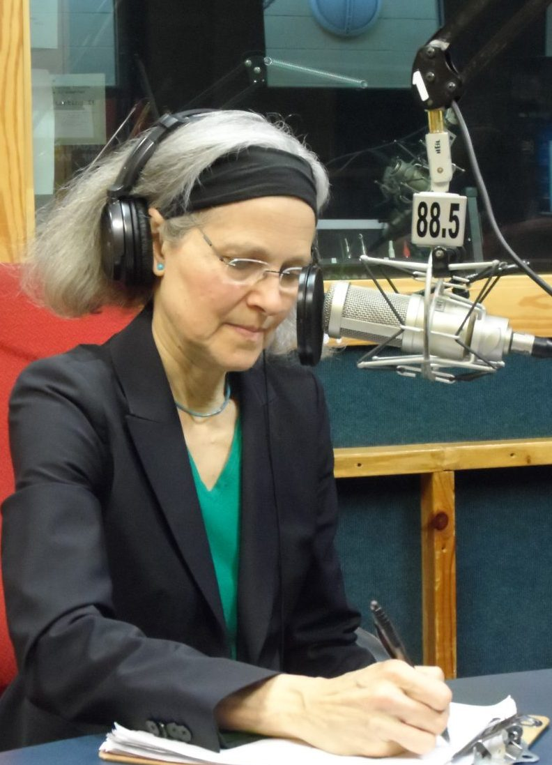 Green Party presidential nominee Jill Stein