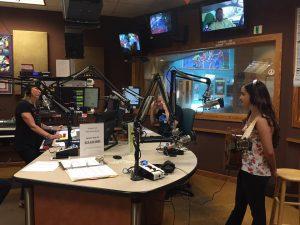 Francesca Ani on Traffic JAM @ WMNF airwaves