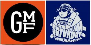 Live Remote Broadcast of the Saturday Asylum from the Gasparilla Music Fest @ WMNF airwaves