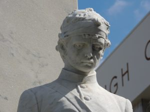 Confederate soldier memorial Tampa
