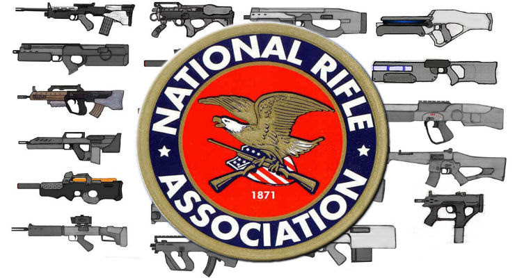 Image result for NRA
