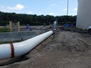 stormwater, sewage