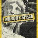 Poster image for the film Nobody Speak
