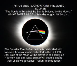 Eclipse Special on the 70s Show @ wmnf airwaves