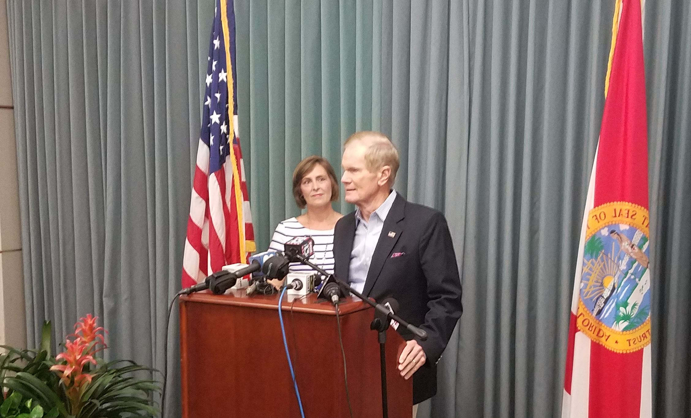 Kathy Castor Bill Nelson Children' Medical Services kid's health care