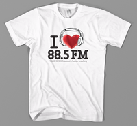 I Love WMNF! Short Sleeve T-Shirt