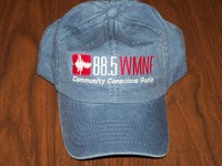 WMNF Community Conscious Radio Ball Cap
