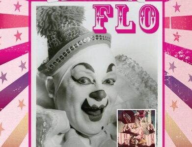 Cover of Becoming Flo book by Deb Carson
