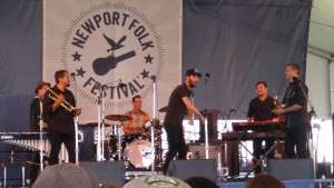 Calexico with Ben Bridwell from Band of Horses