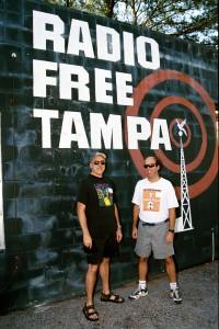 WMNF's Community Advisory Board @ WMNF Station | Tampa | Florida | United States