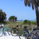 bicycles at Ft. DeSoto