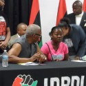 Uhuru press conference