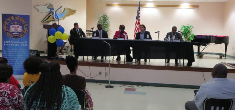Florida Senate District 19 forum