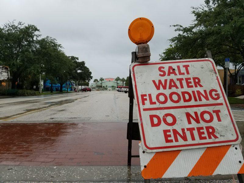 floods Gulfport Hermine