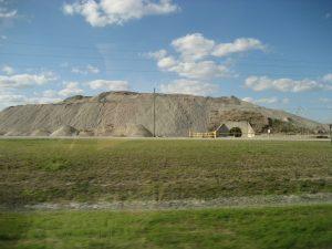phosphate mound Mosaic