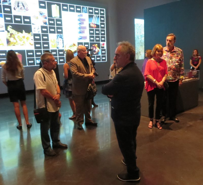 Ferran Adria at the Dali Museum: The surreal side of real food - WMNF