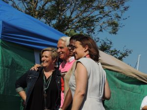 Womens March Charlie Crist