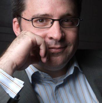 Author Robert P. Jones