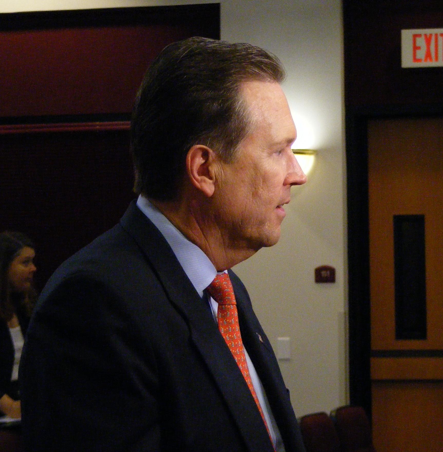 U.S. Rep. Vern Buchanan from Sarasota