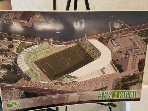 Tampa Bay Rowdies stadium rendering