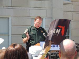 Grady Judd Adam Putnam Polk County Sheriff