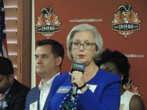 Kim Overman runs for Hillsborough County Commission in 2018 election
