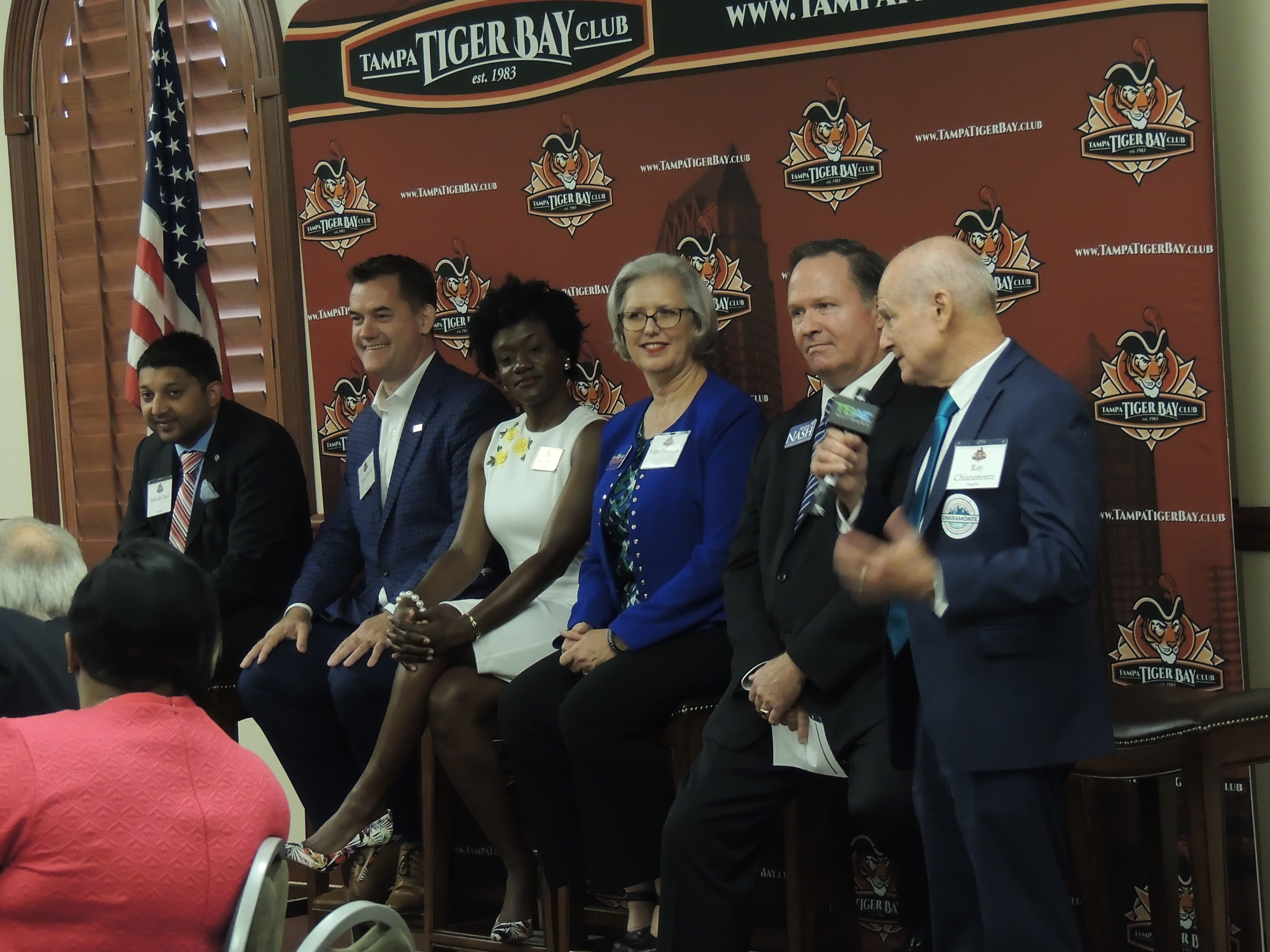 2018 election candidates Hillsborough County Commission